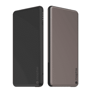 Mophie Powerstation 4,000mAh USB-C Charger 2-Pack for $10