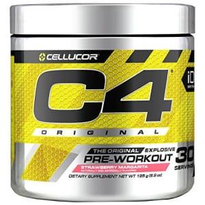 Cellucor C4 Original Pre Workout Powder Strawberry Margarita| Vitamin C for Immune Support | Sugar Free for $25