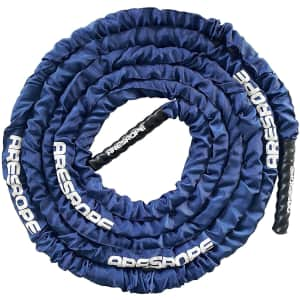 """Aresrope 1.5"""" Battle Rope from $50"""