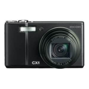 Ricoh Caplio CX1 (Black) 9.2MP Digital Camera for $271