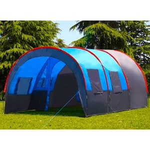 Americans 10-Person Travel Tunnel Tent for $136