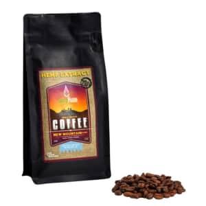 SteepFuze 90mg CBD Coffee 3-oz. Bag for $14