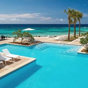 4-Night Curaçao Marriott Resort Stay w/ $200 Dining Credit at Travelzoo: from $799 for 2