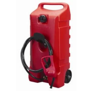Sceptre Flo n' Go DuraMax 14-Gallon Rolling Gas Can for $128