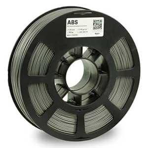 KODAK ABS Filament 1.75mm for 3D Printer, Gray, Dimensional Accuracy +/- 0.03mm, 750g Spool for $20