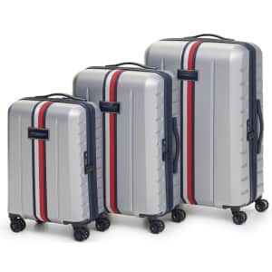 Tommy Hilfiger Riverdale Hardside Luggage from $82