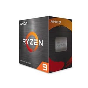AMD Ryzen 9 5900X 12-core, 24-Thread Unlocked Desktop Processor for $608