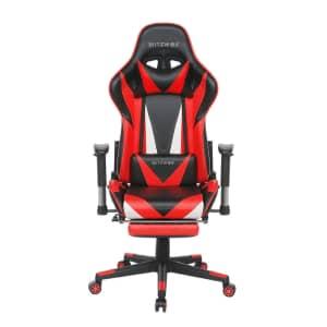BlitzWolf Ergonomic Reclining Gaming Chair for $86