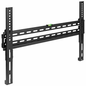 Flash Furniture FLASH MOUNT Fixed TV Wall Mount with Built-In Level - Magnetic Quick Release for $29