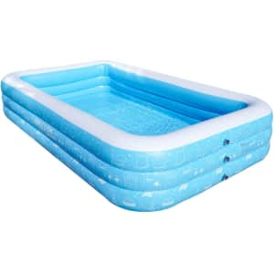 Freedom Series Inflatable Pool for $40