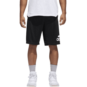 adidas Men's Crazylight Shorts: 2 for $25 in-cart