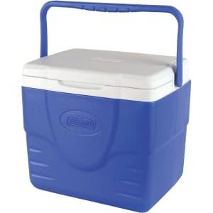 Coleman Excursion 9-Qt. Portable Cooler for $30