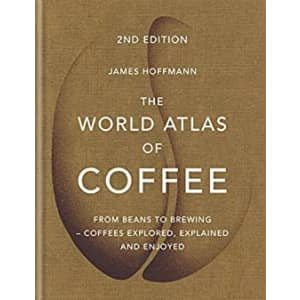 The World Atlas of Coffee Kindle eBook at Amazon: for $1