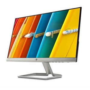 HP 22f FHD Monitor   21.5-inch Diagonal Full HD Computer Monitor with AMD Freesync   Low Blue Light for $199