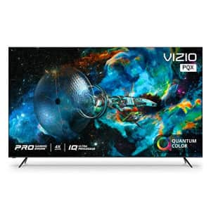 VIZIO 75-inch P-Series Quantum X 4K UHD LED HDR Smart TV with Apple AirPlay and Chromecast for $1,998