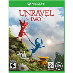 Unravel 2 for Xbox One: $3.99