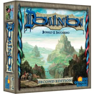 Dominion: 2nd Edition Board Game for $31