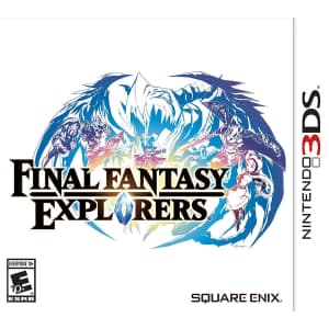 Final Fantasy Explores for Nintendo 3DS: $15.99