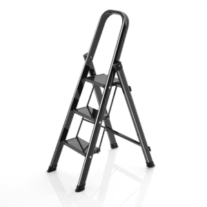 GameGem 3-Step Folding Ladder w/ Handgrip for $56