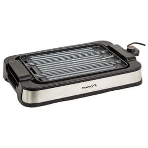 PowerXL Indoor Grill for $40