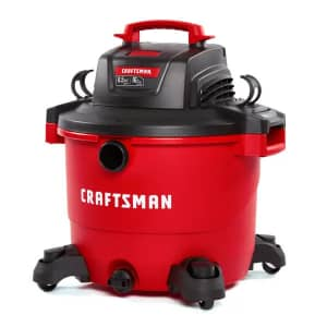 Ace Hardware Craftsman 16-Gal. Corded Wet/Dry Vacuum for $80 for members