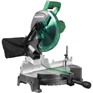 """Metabo 10"""" Miter Saw for $123"""