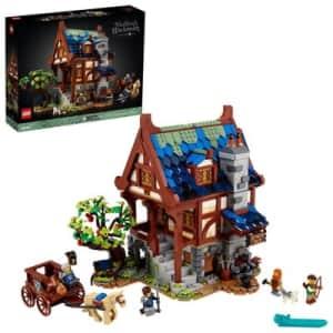 LEGO Ideas Medieval Blacksmith for $150