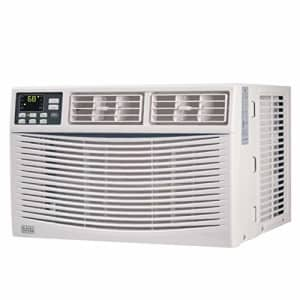 Black + Decker BLACK+DECKER BWAC08WT 8,000 BTU Energy Star Electronic Window Air Conditioner with Remote,White for $399