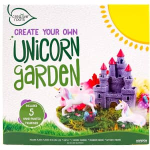 Creative Roots Create Your Own Fairy Garden for $12