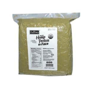 Nutiva Hemp Protein Hi Fiber Og2 3 Lb for $38