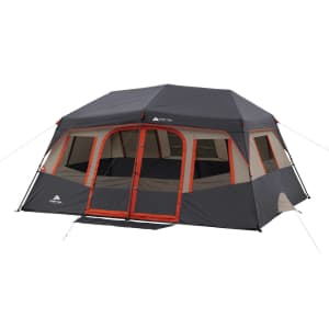 Ozark Trail 14 x 10-Foot 10-Person Instant Cabin Tent for $149