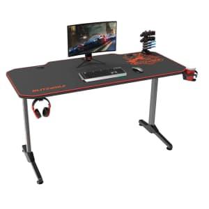 """BlitzWolf 55"""" Gaming Desk for $100"""