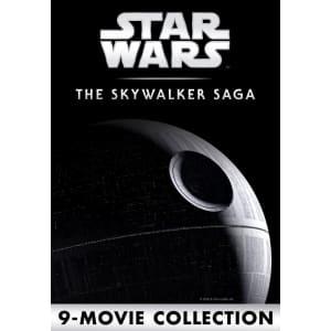 Star Wars: The Skywalker Saga in 4K UHD: $69.99