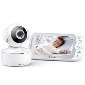 Valkia 720P Baby Monitor Camera for $75