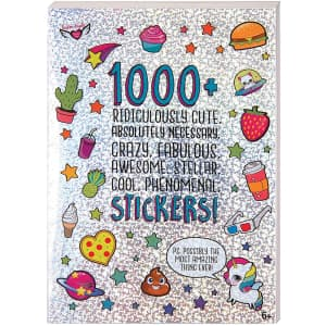 Fashion Angels 1,000+ Ridiculously Cute Stickers for $10
