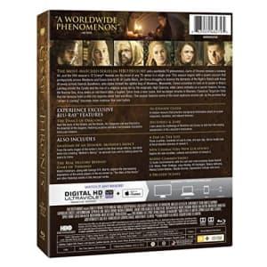 HBO Game of Thrones: Season 5 [Blu-ray + Digital HD] for $57