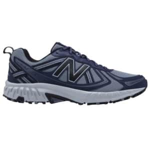 New Balance Men's 410v5 Trail Shoes for $45