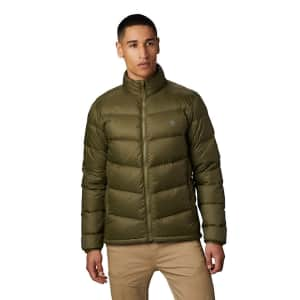 Mountain Hardwear Mt. Eyak Men's Down Jacket for $70