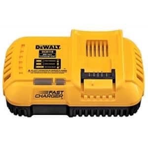 DeWalt FlexVolt 20V MAX Battery Charger for $89