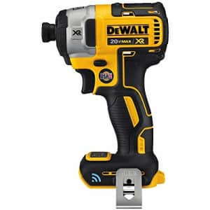 DEWALT DCF888BR 20V MAX XR Brushless Tool Connect Hex Impact Driver Tool Only (Renewed) for $140