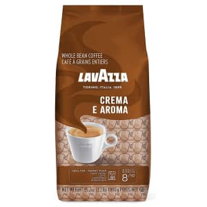 Lavazza Coffee at Amazon: Extra 25% off via Sub & Save