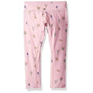 O'NEILL Girls' Big Cacti Capri Activewear Leggings, 7 for $43