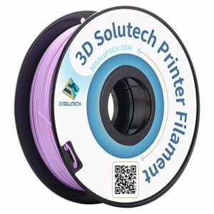 3D Solutech Lavender Purple 3D Printer PLA Filament 1.75MM Filament, Dimensional Accuracy +/- 0.03 for $19