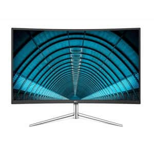 """AOC 31.5"""" 1080p Curved LED LCD Display for $450"""