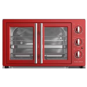 Galanz Retro 1,800W Air Fry Toaster Oven w/ Rotisserie for $279