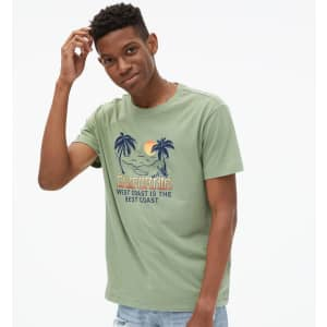 Aeropostale Graphic T-Shirts: Buy 1, get 2 more free