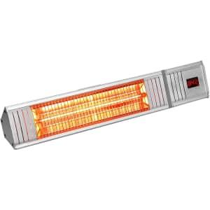 Air Choice 1500W Patio Heater for $140
