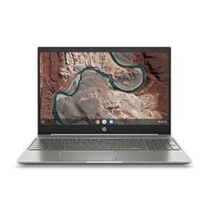 HP Chromebook 15-Inch Laptop, Micro-EDGE Touchscreen, Dual-Core Intel Pentium Gold 4417U Gold for $998
