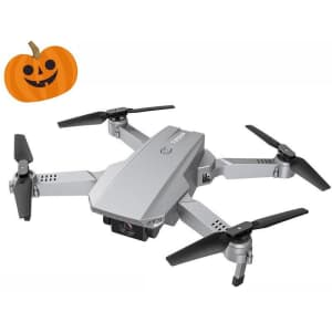 Tomzon 4K Foldable Quadcopter Drone for $60