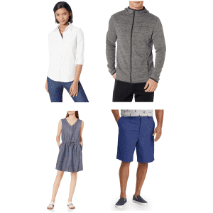 Amazon Fashion Essentials: Up to 72% off